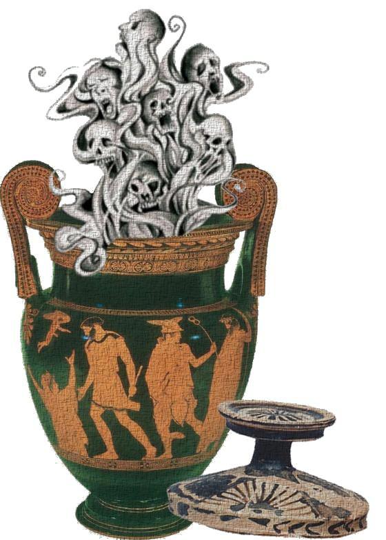 Vaso di PanDora