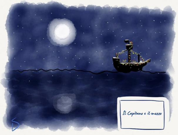 Il Capitano e il mozzo