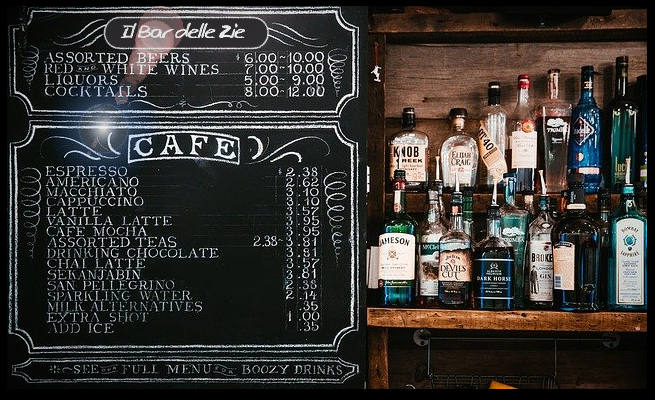 Il Bar delle Zie